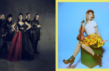 Evanescence and Lindsey Stirling Tour Dates
