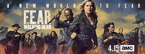 Fear the Walking Dead Season 4 Poster