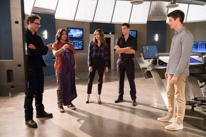 The Flash Season 4 Episode 16 Preview