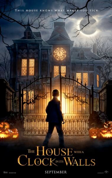 The House with a Clock in Its Walls Trailer and Poster