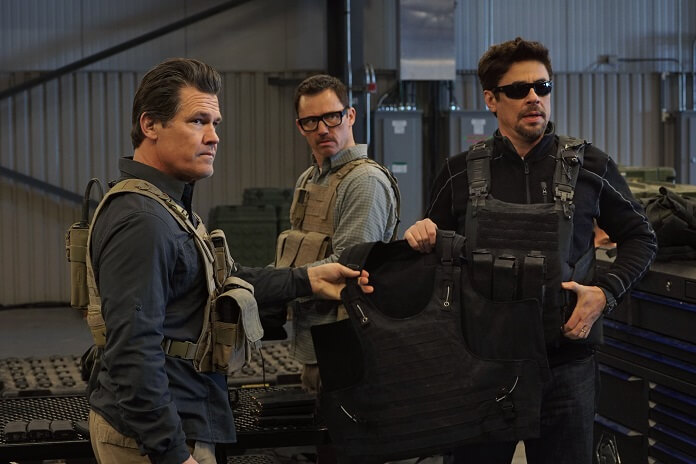 Second Trailer for 'Sicario: Day Of The Soldado' with Benicio Del Toro