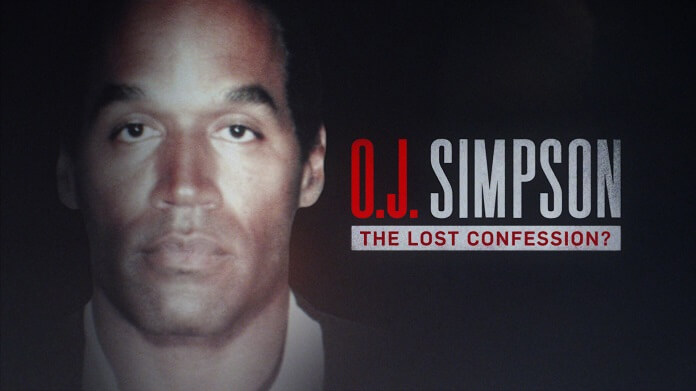 O.J. Simpson - The Lost Confession