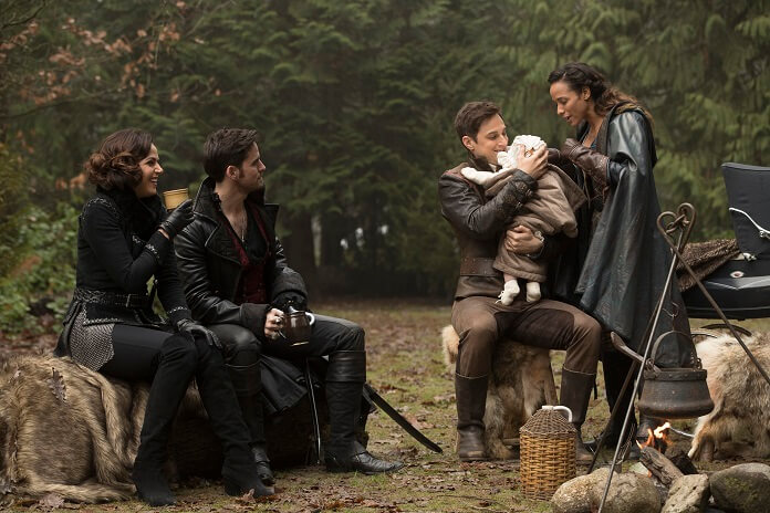 once upon a time season 7 episode 14 preview girl in the tower photos
