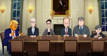 Our Cartoon President Season 1