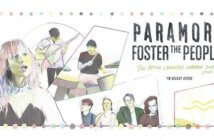 Paramore and Foster the People Tour Dates