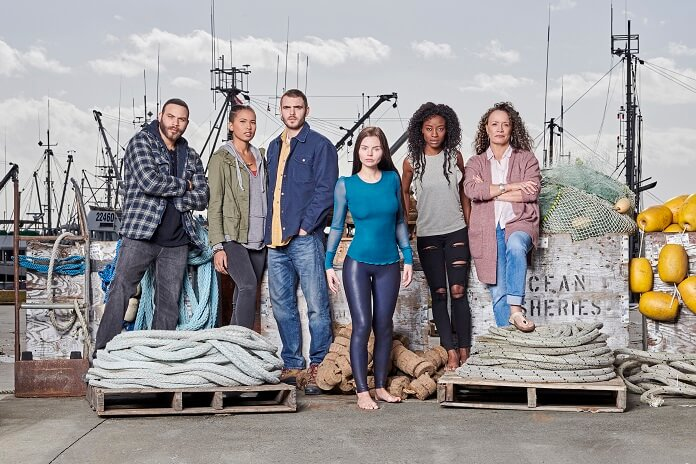 Siren TV Series Cast