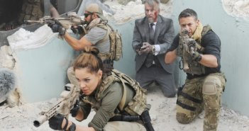 Strike Back Season 5 Cast
