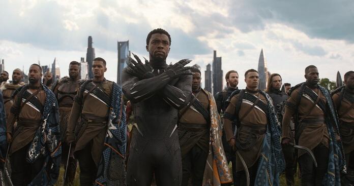 Avengers: Infinity War Wakada