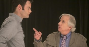 Writers Guild Awards Barry stars Bill Hader and Henry Winkler