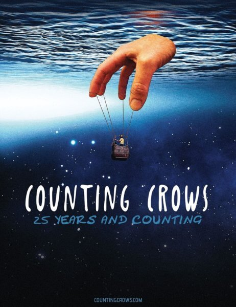 Counting Crows to bring 25-year anniversary tour through Blossom in August