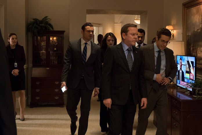 Image result for season 2 designated survivor