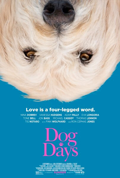 Dog Days Charlie Poster