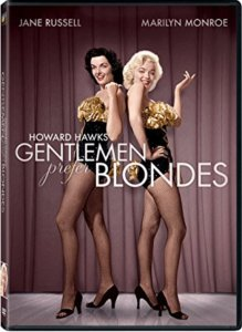 Jane Russell in Gentlemen Prefer Blondes