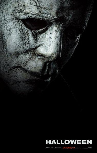 Halloween Movie poster 2018