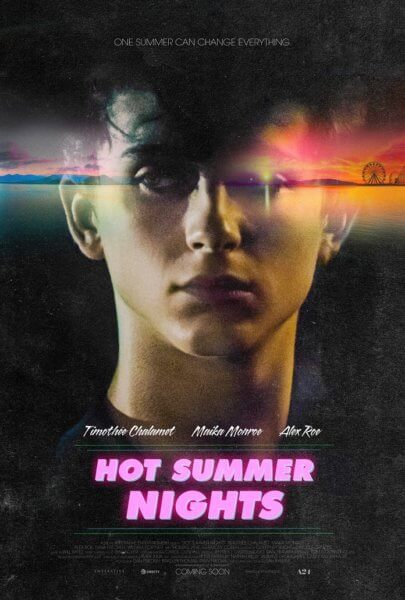 Hot Summer Nights Poster and Trailer