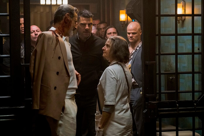 Jodie Foster Runs a Hospital For Criminals — Hotel Artemis Trailer