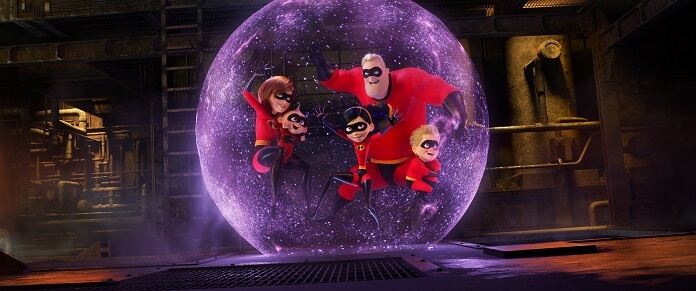 Incredibles 2 Trailer and Photo