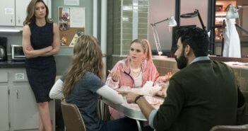 "'iZombie' Season 4 Episode 9 Preview and Photos: ""Mac-Liv-Moore"""
