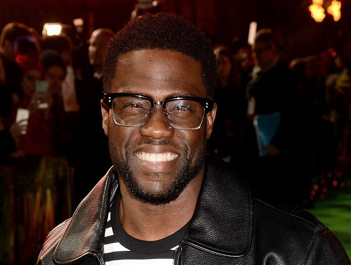 Kevin Hart to Host TKO: Total Knock Out