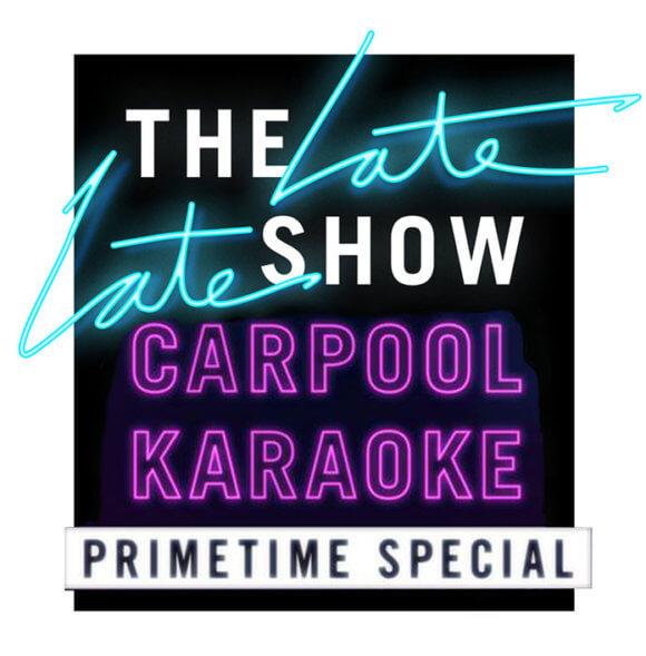The Late Late Show Carpool Karaoke Primetime Special 2018