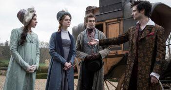 Mary Shelley Cast