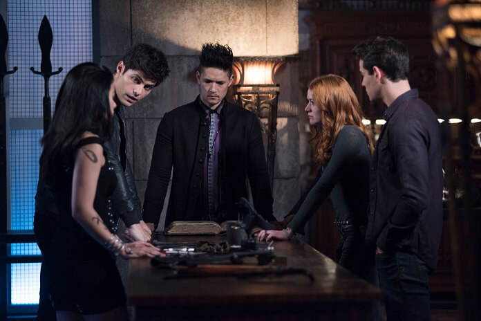 Shadowhunters Cancelled After 3 Seasons