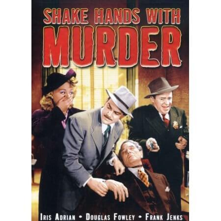 Shake Hands with Murder Star Iris Adrian
