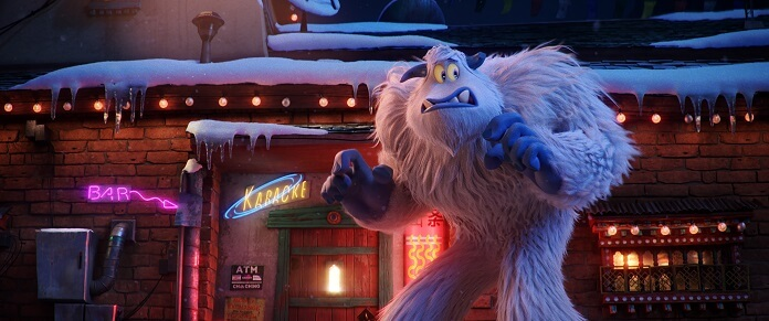 Smallfoot Animated Movie