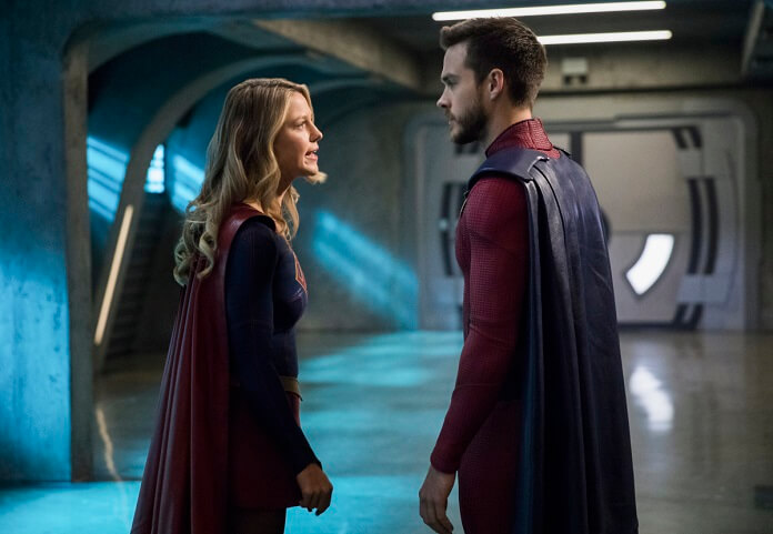 Supergirl Season 3 Episode 15
