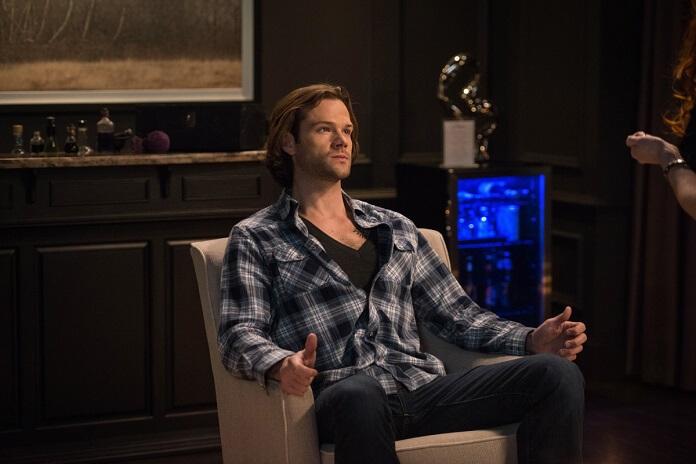 Supernatural Season 13 Episode 19 Rowena