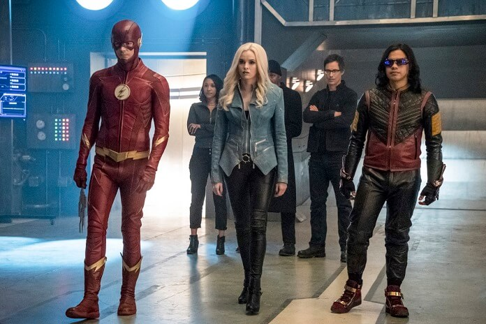 The Flash Season 4 Episode 18 Recap