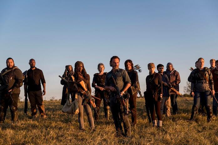 The Walking Dead Season 8 Episode 16 Recap