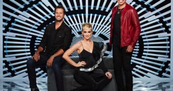 American Idol Luke Bryan, Katy Perry and Lionel Richie