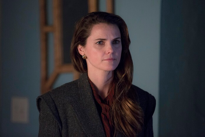 The Americans Keri Russell Interview