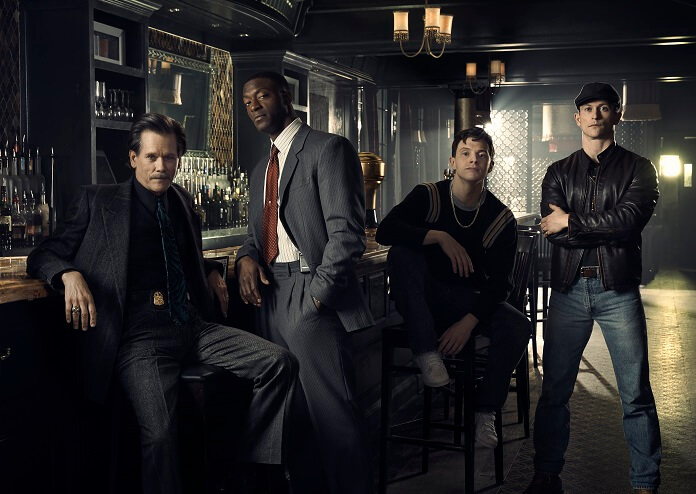City on a Hill TV Series Cast Photo