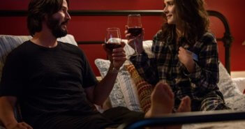 Destination Wedding stars Keanu Reeves and Winona Ryder