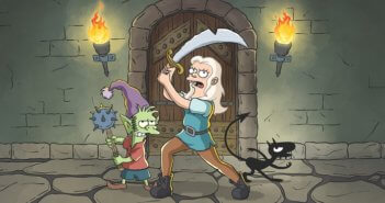 Disenchantment Animated Series