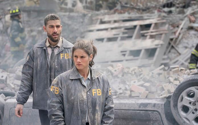 FBI TV Series star Missy Peregrym