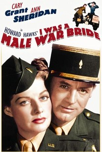 I Was a Male War Bride Ann Sheridan and Cary Grant