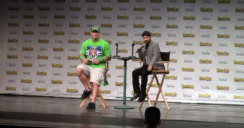 John Cena at MegaCon 2018