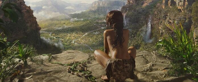 Mowgli Film Photo with Rohan Chand