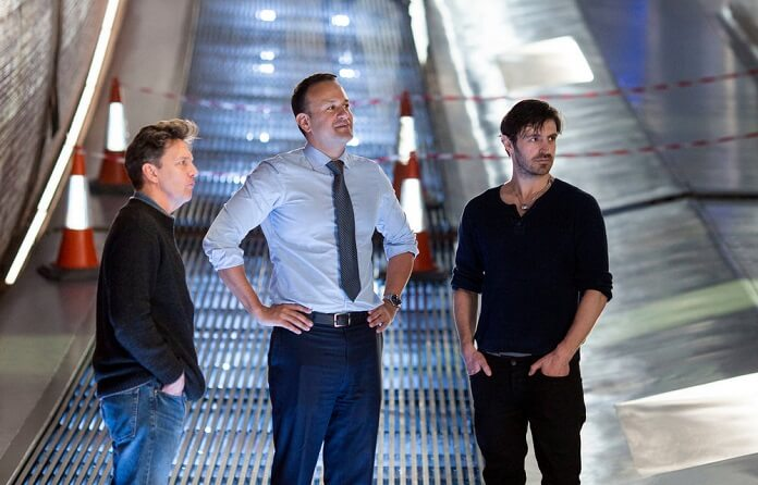 Avengers directors join first look at 'twisted' SyFy show