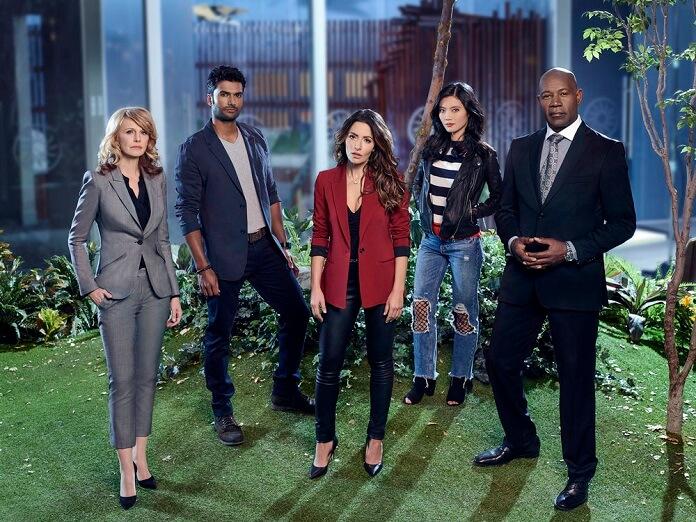Reverie Season 1 Cast