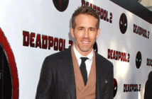 Ryan Ryeynolds at Deadpool 2 premiere