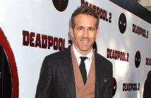 Ryan Ryeynolds at Deadpool 2 premiere