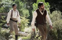The Sisters Brothers stars Jake Gyllenhaal and Riz Ahmed