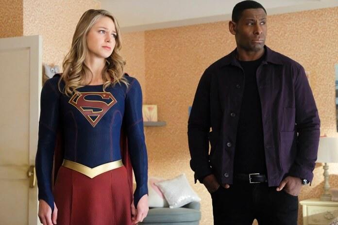 Image result for supergirl season 3 episode 18