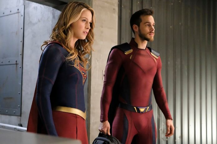 Supergirl Season 3 Episode 18 preview