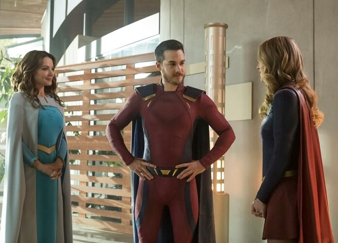 Image result for supergirl season 3 episode 20