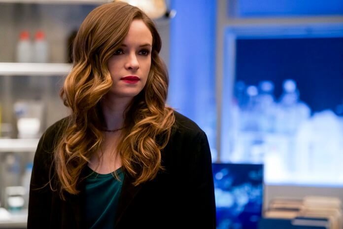The Flash star Danielle Panabaker